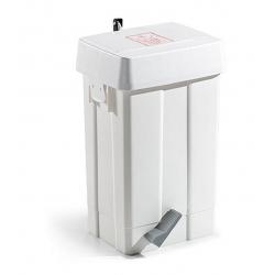 Collecte des d chets poubelles poubelle p dale - Poubelle cuisine a pedale 50 litres ...