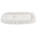 Frange coton à poche 40x13cm