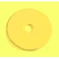 Disque monobrosse  jaune THV 50