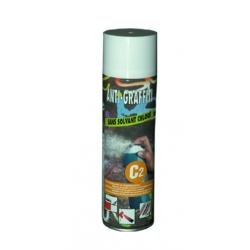 Anti graffiti surface lisse