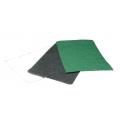 Tampon abrasif vert 15x23x.0.6Tampon abrasif vert 15x23x.0.6