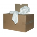 Chiffon draps blanc c.10kg