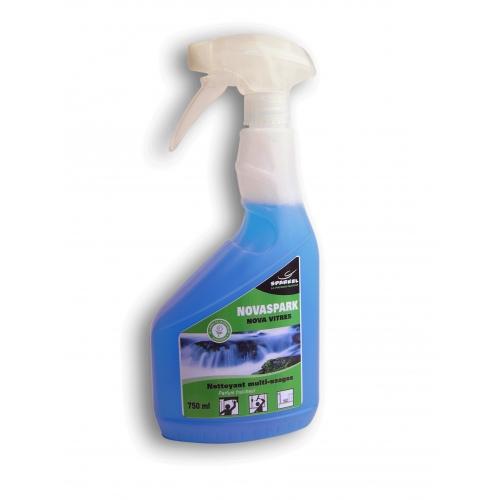 Produit vitre fabulous ecodoo nettoyant vitre spray ml ne laisse pas de traces with produit - Produit deperlant pour vitres ...